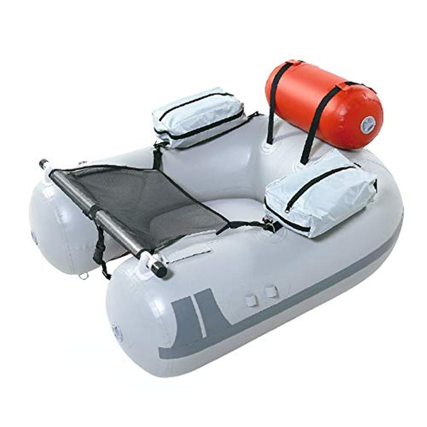 家畜普遍的な一貫性のない【JOYCRAFT/ジョイクラフト】フィッシングフローター JU-3N 1人乗り U型 ボート