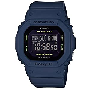 [カシオ]CASIO 腕時計 BABY-G ベビージー 電波ソーラー BGD-5000-2JF レディース
