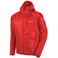 Salewa Ortlesハイブリッド2 Hooded Insulated Jacket – Men 's