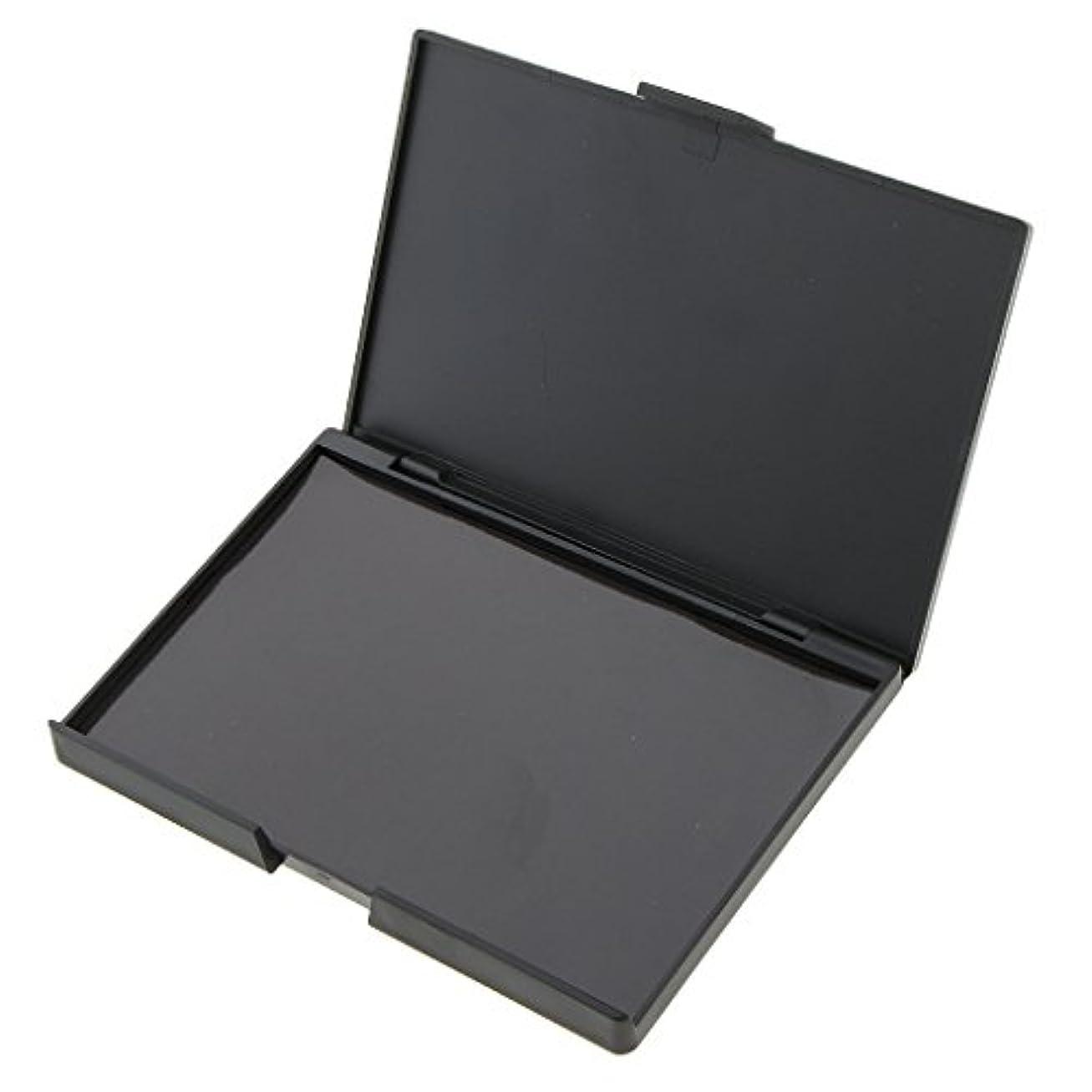 マーガレットミッチェル慢反毒Baosity DIY 磁気 アイシャドー パレット メイクアップ 便携 収納 組み合わせ ボックス  全3種類 - パレットボックス