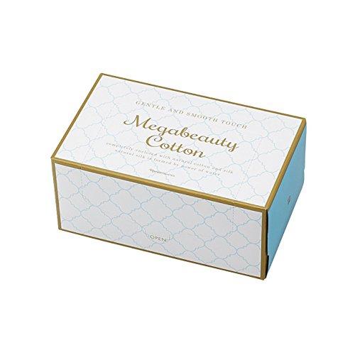 ナリス化粧品 メガビューティー 美顔器 コットン 80枚入×5個