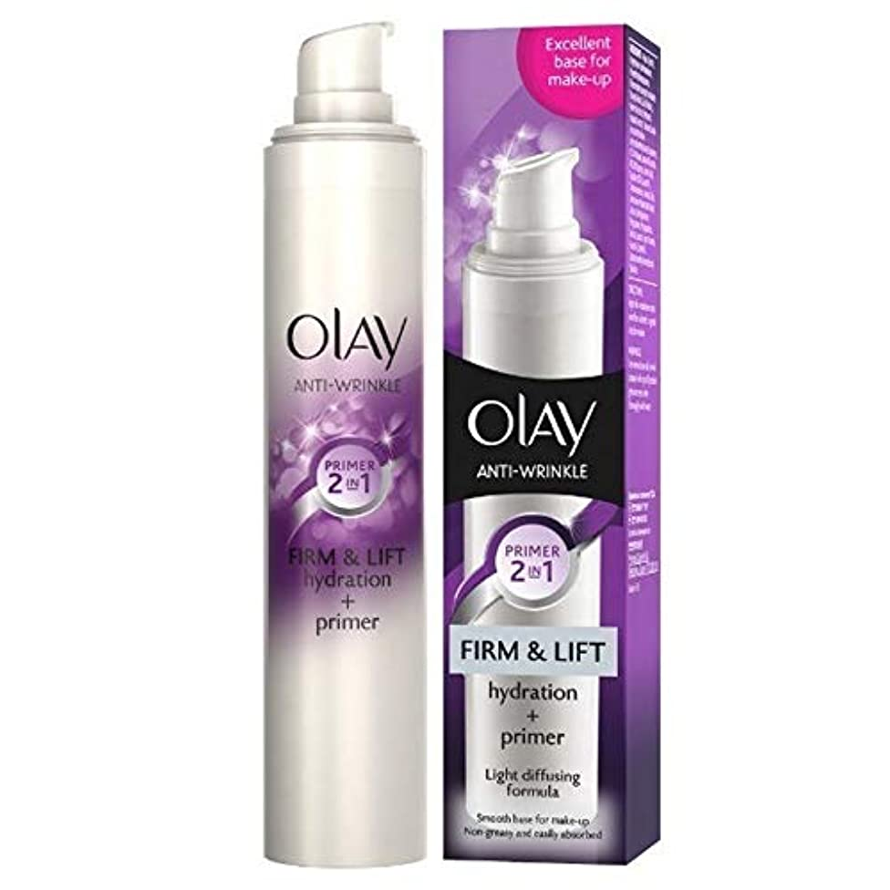 [Olay ] オーレイ抗しわしっかりとリフトプライマー50ミリリットル - Olay Anti-Wrinkle Firm And Lift Primer 50ml [並行輸入品]