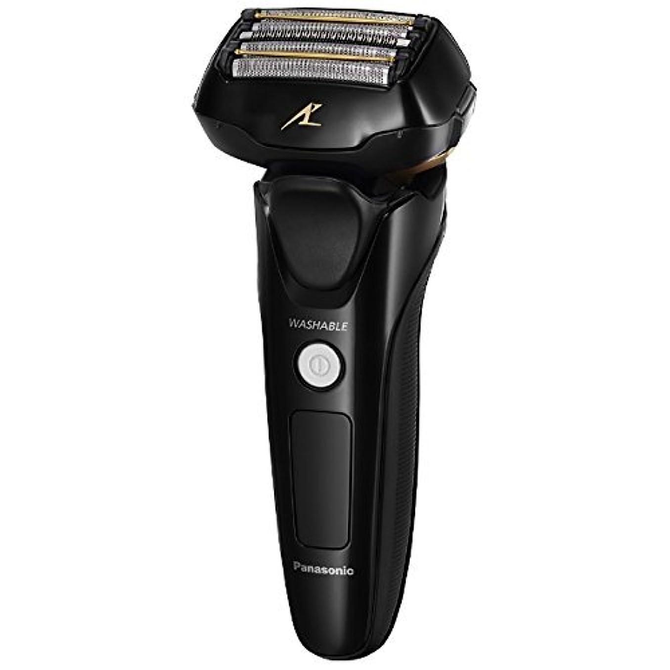 スズメバチ普通の馬鹿げたパナソニック メンズシェーバー(黒)Panasonic ラムダッシュ 【5枚刃】 ES-LV5A の限定モデル ES-CLV5A-K