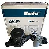 Hunter Hydrawise 12 Zone Pro-HC WiFi Irrigation Outdoor Controller,Rain & FlowSensor