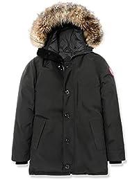 Sサイズ CANADA GOOSE JASPER ブラック 黒 サザビーリーグ 2018AW 国内正規品 S カナダグース ジャスパー ダウンジャケット