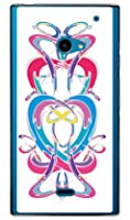 SECOND SKIN ivy 「Woman」 (クリア) / for AQUOS CRYSTAL 2/SoftBank  SSHCR2-PCCL-288-K020