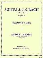 バッハ, J. S.: 無伴奏チェロ組曲/無伴奏トロンボーン用編曲/ルデュック社/トロンボーン・ソロ