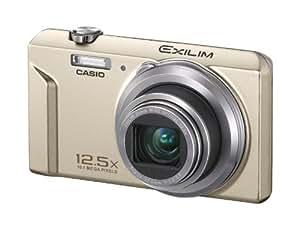 CASIO デジタルカメラ EXILIM EX-ZS150 ゴールド EX-ZS150GD