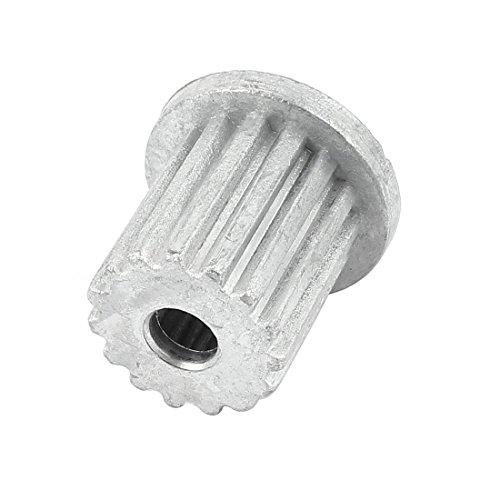 LGの洗濯機のための11ミリメートルローレット孔15本の歯15Tパルセータコア