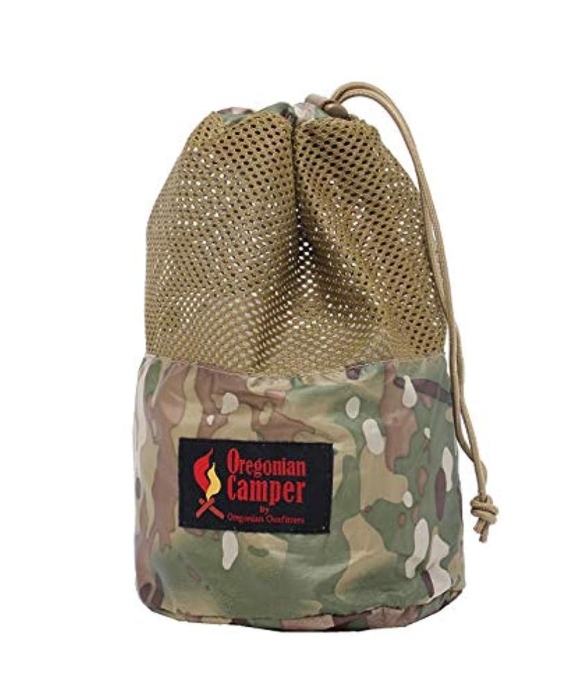 洗練された受粉者教育(オレゴニアンキャンパー) Oregonian Camper クッカーポーチ カモ×コヨーテ