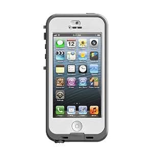 【日本正規代理店品・保証付】LIFEPROOF nuud case for iPhone5用ケース ホワイト 1307-04