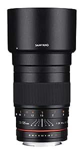 SAMYANG 単焦点中望遠レンズ 135mm F2.0 キヤノンEF用 フルサイズ対応 883836
