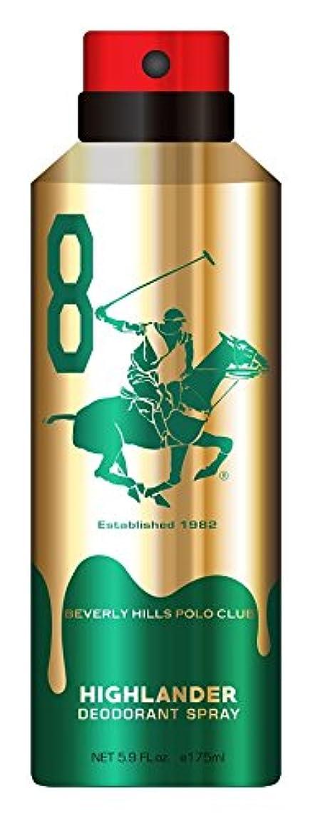 逆債務しなければならないBeverly Hills Polo Club Gold Deo, Highlander, 175ml