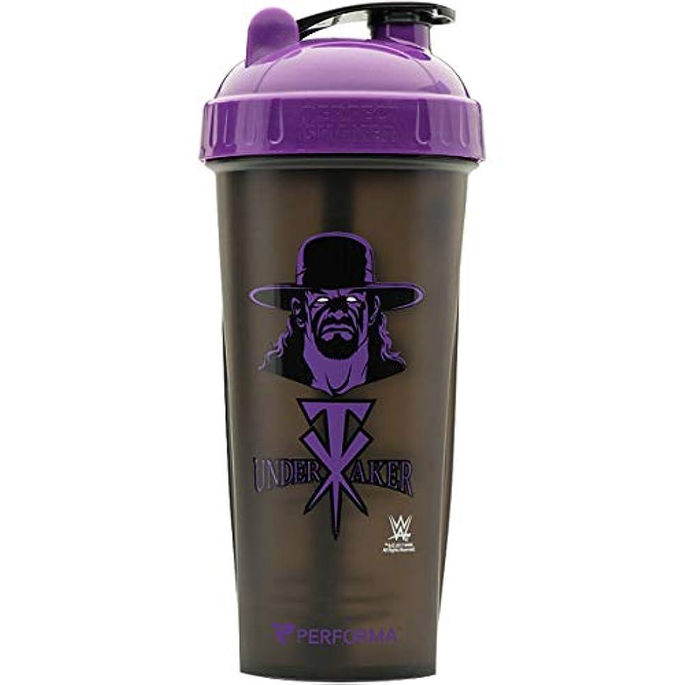奨励しますひばりエスカレートBOT-2 ボトル シェイカー プロテイン 水筒 アンダーテイカ― 筋トレ ジム ブレンダ― ミキサー WWE WWF 800ml (BOT-2)
