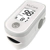医)パルスオキシメーター日本製 マイケアOx EC80 ホワイト