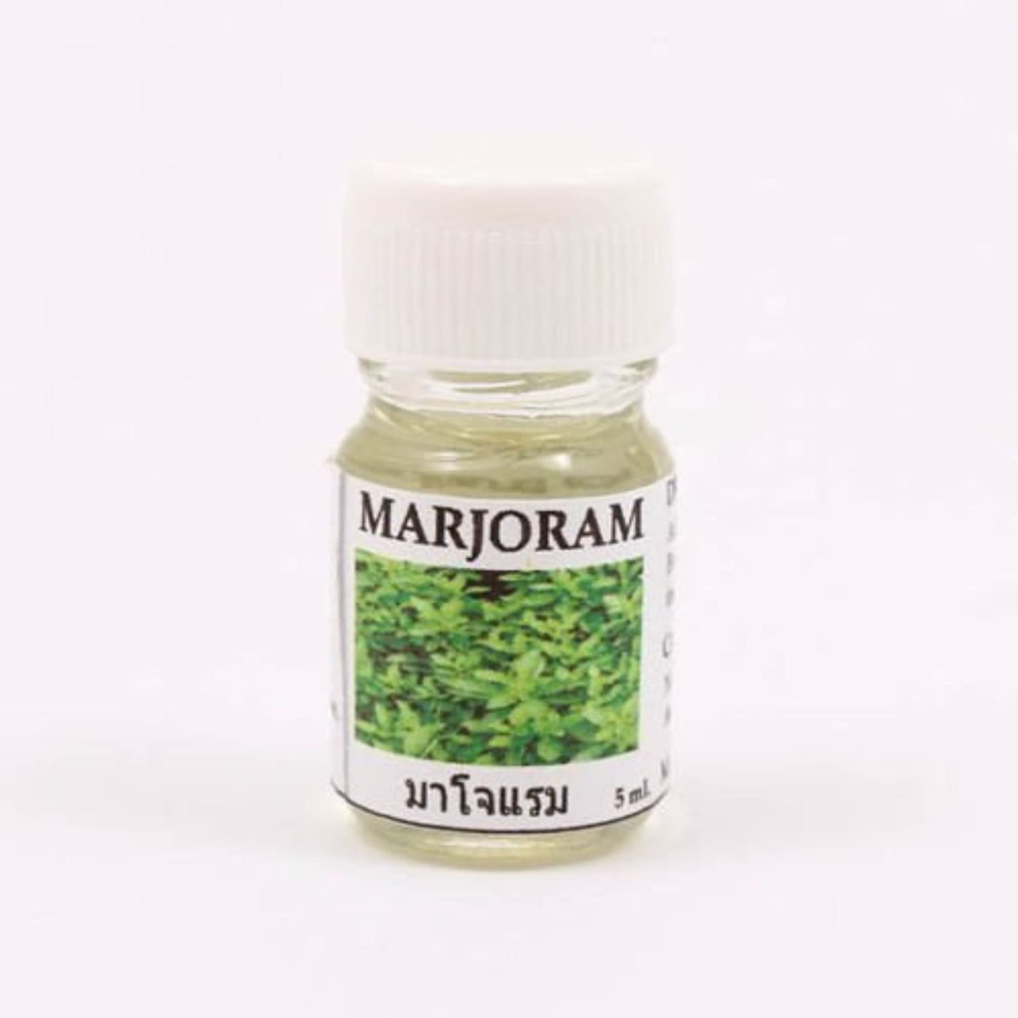 インフルエンザ雲主6X Marjoram Aroma Fragrance Essential Oil 5ML (cc) Diffuser Burner Therapy