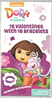 Dora the Explorer 16 Valentines with Pencils