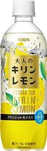 キリン 大人のキリンレモン PET (500ml×24本)
