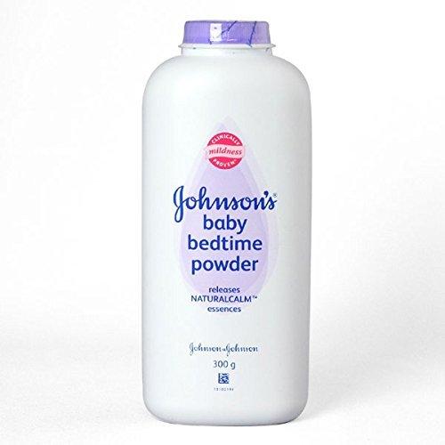 Johnsons baby powder ジョンソン ベビー パウダー 300g (寝るとき用)