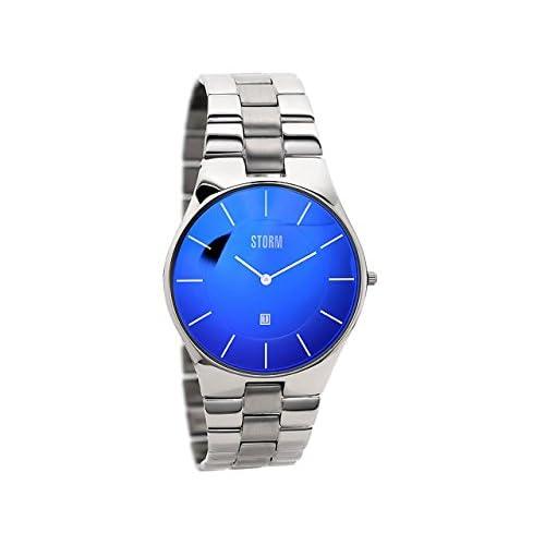 [ストーム]STORM 腕時計 SLIM-X XL LAZER BLUE 47159B メンズ 【正規輸入品】