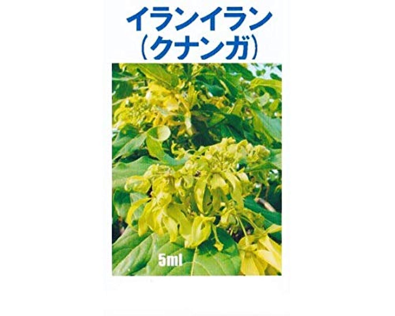 麦芽マイコンブリリアントアロマオイル イランイラン 5ml エッセンシャルオイル 100%天然成分