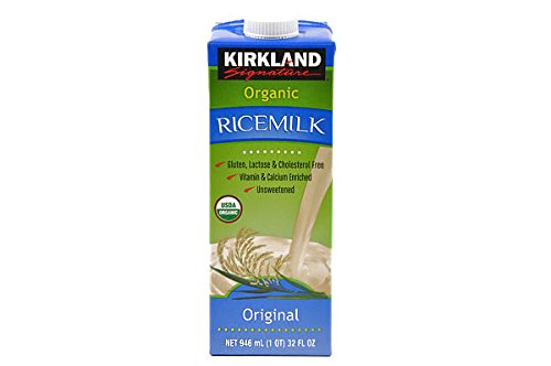 KIRKLAND 【カークランド オーガニック ライスミルク オリジナル 946ml】 【並行輸入商品】