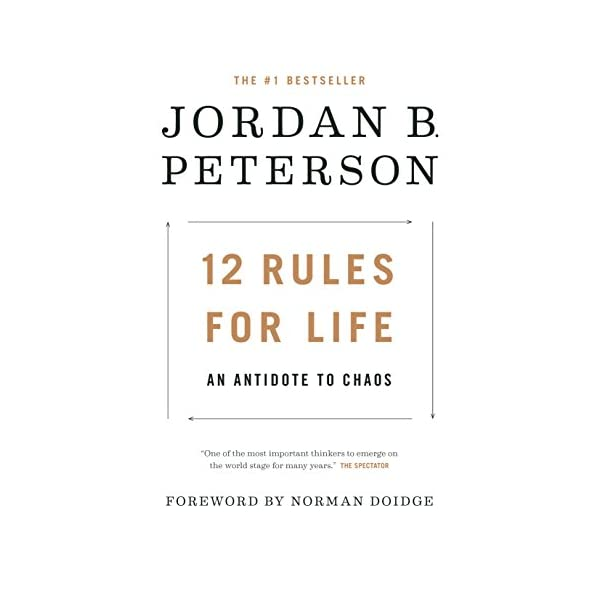 12 Rules for Life: An An...の商品画像