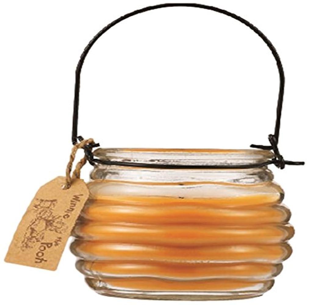 アレルギー性安全防衛カメヤマキャンドルハウス  ディズニー くまのプーさんハニーランタンキャンドル はちみつの香り
