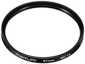 MARUMI カメラ用フィルター  クローズアップレンズ MC+4 67mm 近接撮影用 034111