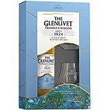 The Glenlivet Founders Reserve Single Malt Scotch Whisky with 2 Glasses, 700ml