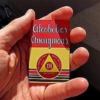 16年 AAチップ「初版」 アルコール系 アノニマス ビッグブック ソブリエティー ギフト