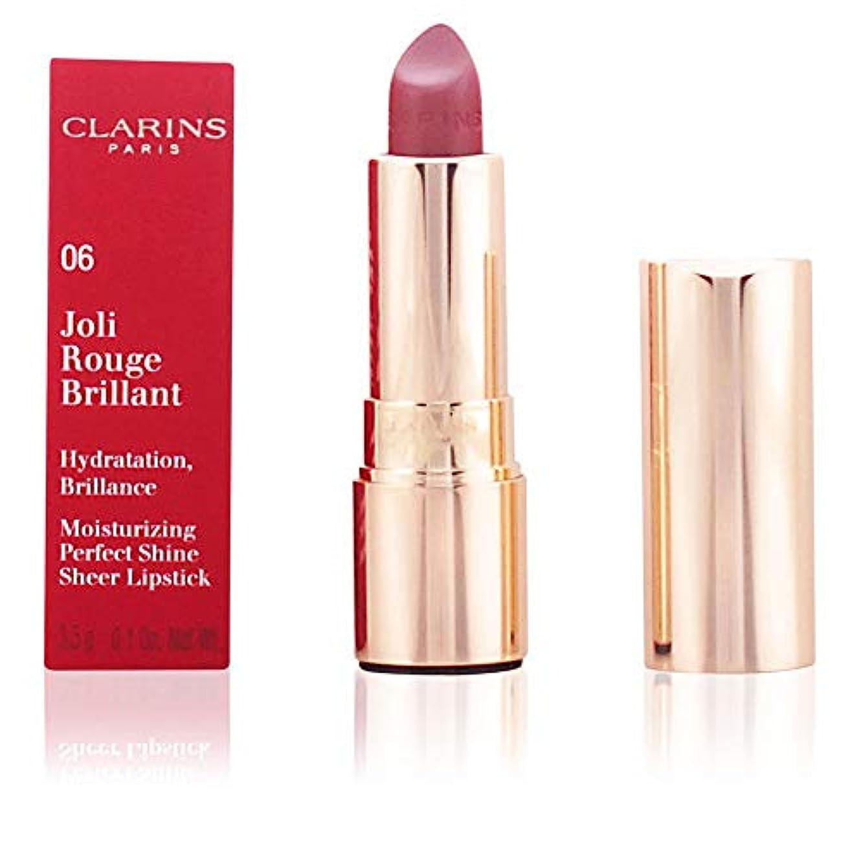 海マイルド排除するクラランス Joli Rouge Brillant (Moisturizing Perfect Shine Sheer Lipstick) - # 25 Rose Blossom 3.5g/0.1oz