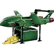 Thunderbirds Are Go! New Supersize TB2 With TB4 Official ITV Licensed Playset [並行輸入品]