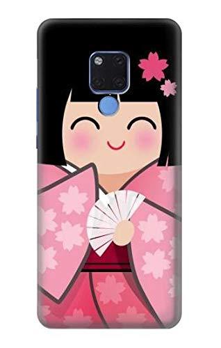 JP3042M2X 雛人形 着物桜 Japan Girl H...