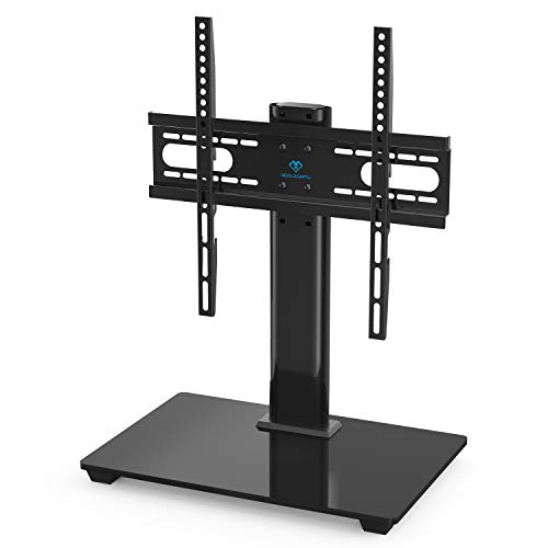 PERLESMITH テレビスタンド モニター台 移動式 3段目高さ調節可能 耐荷重40kまで 37~55インチ対応 壁寄せテレビ台 日本語取扱説明書付き