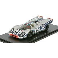 1971 Porsche 917 K Winner 12h Sebring V Elford in 1 : 43スケールby Spark