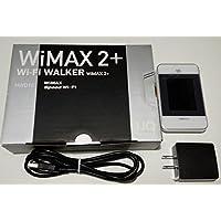 Huawei 【UQWiMAX版】Wi-Fi WALKER WiMAX2+ HWD15 [HWD15] ホワイト