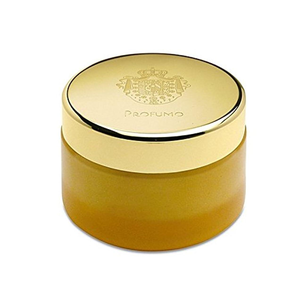 呪い私たちの満足アクアディパルマボディクリーム200ミリリットル x4 - Acqua Di Parma Profumo Body Cream 200ml (Pack of 4) [並行輸入品]