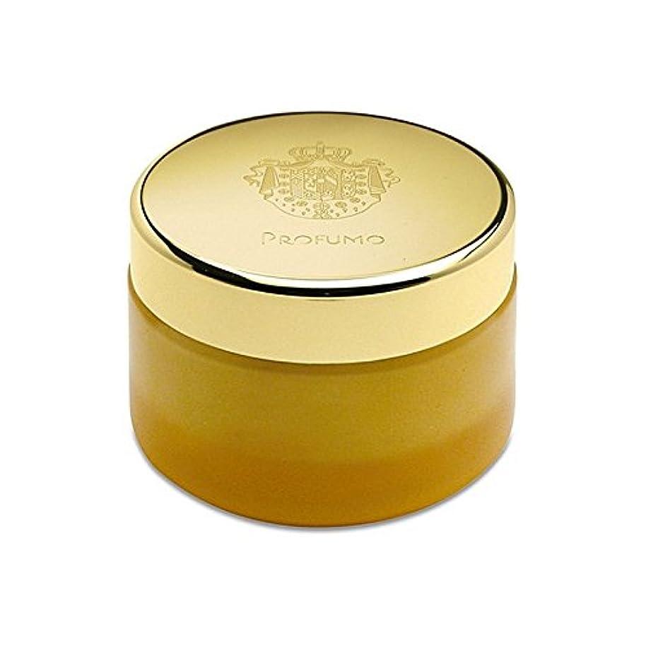 ゲインセイ引退する集団アクアディパルマボディクリーム200ミリリットル x4 - Acqua Di Parma Profumo Body Cream 200ml (Pack of 4) [並行輸入品]