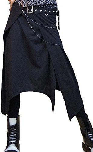 Hippies (ヒッピーズ) 腰巻 フラップ スカート パンク ヴィジ・・・