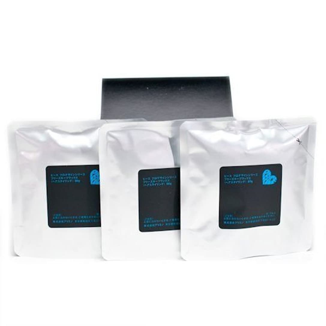 クリームテラスさせるアリミノ ピース プロデザイン フリーズキープワックス80g×3個 ×2個 セット 詰め替え用 arimino PEACE