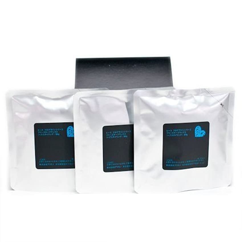 アリミノ ピース プロデザイン フリーズキープワックス80g×3個 ×2個 セット 詰め替え用 arimino PEACE