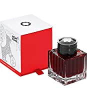 Montblanc Ink Bottle 50 ml The Legend The Dog Zodiac Sign (Red) 116404