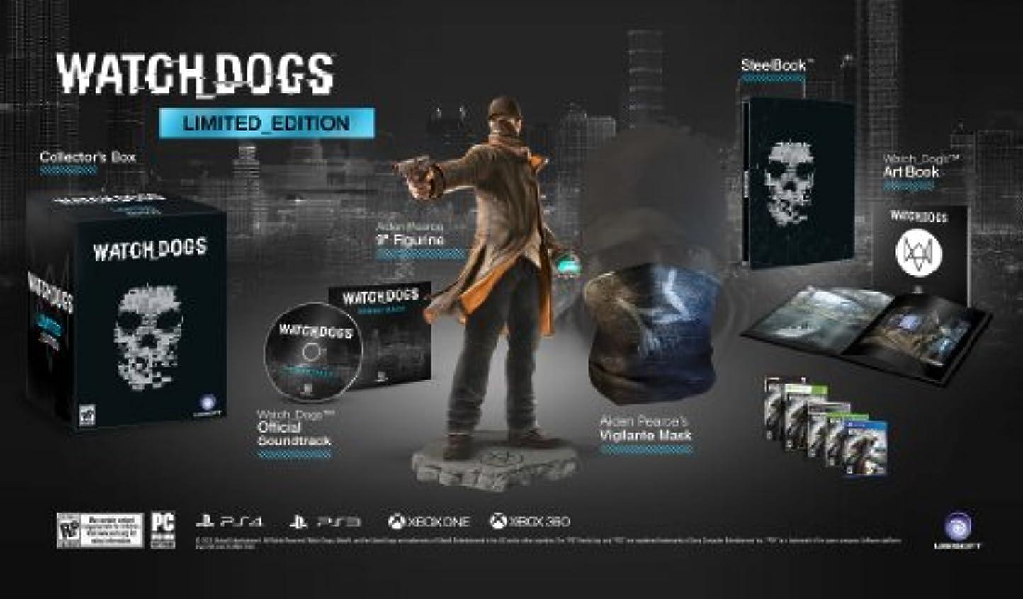 発明する配る幻滅Watch Dogs Limited Edition - PC