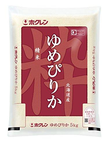 北海道産ゆめぴりか 5kg 平成26年産 [2462]