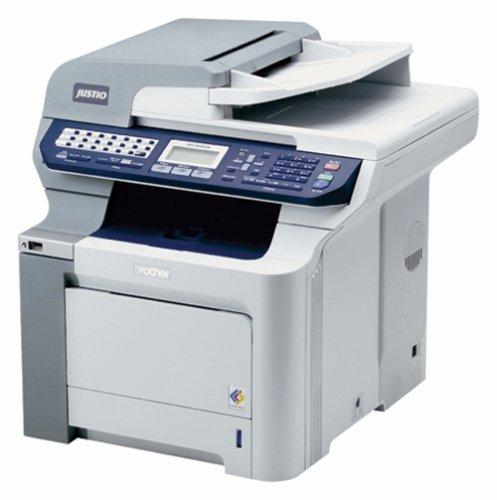 ブラザー工業 A4カラーレーザー複合機 20PPM/LAN/両面印刷 MFC-9840CDW
