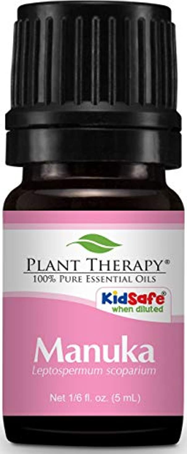 抑制慈善以降Manuka Essential Oil. 5 ml. 100% Pure, Undiluted, Therapeutic Grade.