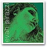 EVAH PIRAZZI エヴァ ピラッツィ ヴァイオリン弦セット(E線:ゴールドスチール ボールエンド) (E線:0.26)