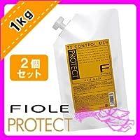 フィヨーレ Fプロテクト ヘアマスク リッチ <1000g×2個セット> 詰め替え用 MR FIOLE Fprotect 毛先しっとり