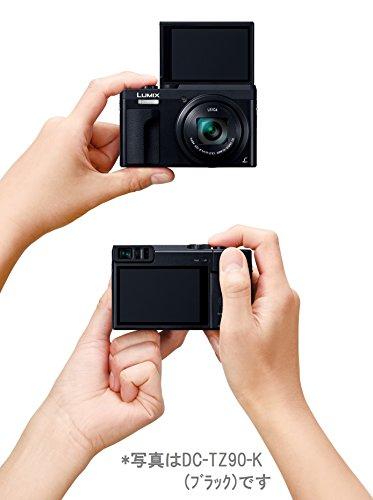 コンパクトデジタルカメラ ルミックス DC-TZ90 6枚目のサムネイル